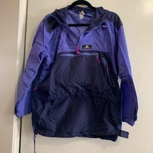 VTG Sierra Designs Purple Rain Jacket size Small